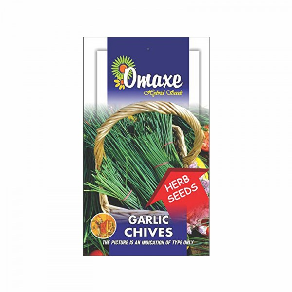 Omaxe Garlic Chives Seeds(30- 40 Seeds)