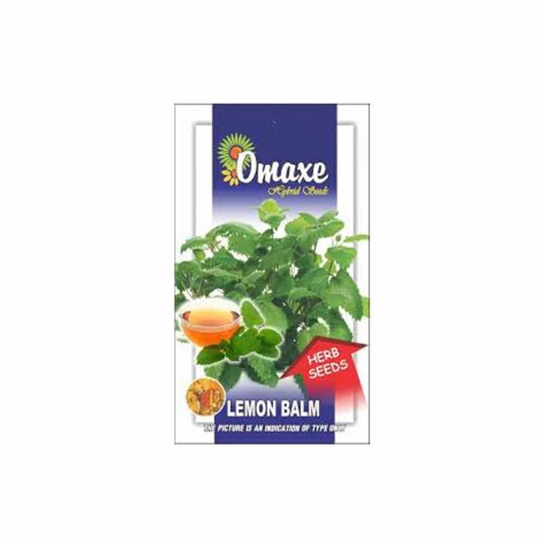 Omaxe Lemon Balm Seeds (20-30 Seeds)