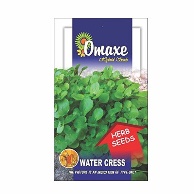 Omaxe Water Cress Seeds (50 Seeds)