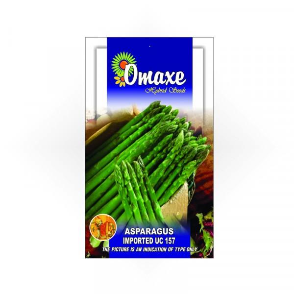 Omaxe Asparagus Imported UC-157 (20 seeds)