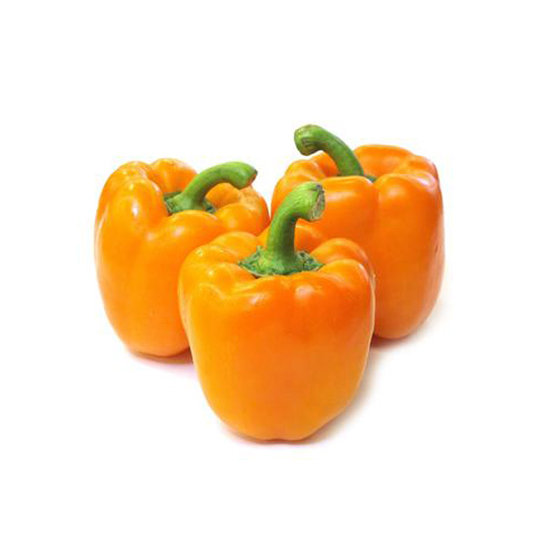 Omaxe Capsicum Orange Imported (30 seeds)