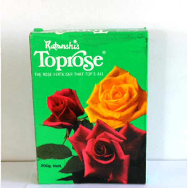 Top Rose Organic Plant Booster - Organic Fertilizer 500 Gram