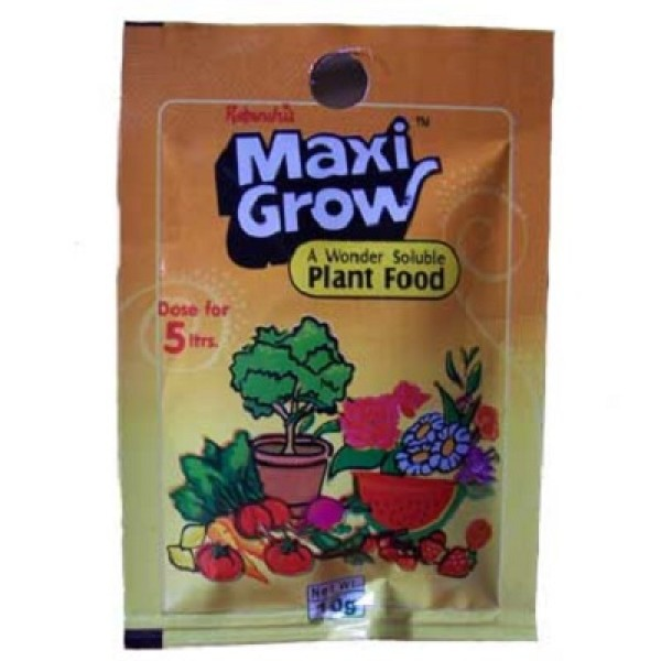 Maxi Grow Organic Plant Booster - Organic Fertilizer