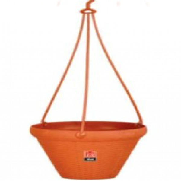 Juhi Planter(M)+chain (Pack of three)