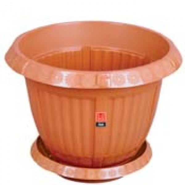 Designer Pot No. - 03 (Pack of Three)