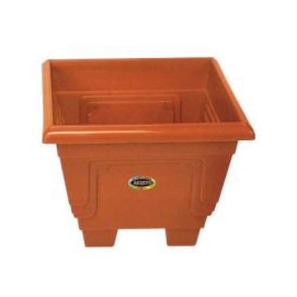 Square Planter No. - 1 (Pack of Three)