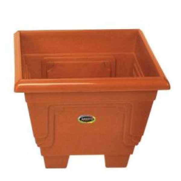 Square Planter No. - 3 (Pack of Three)