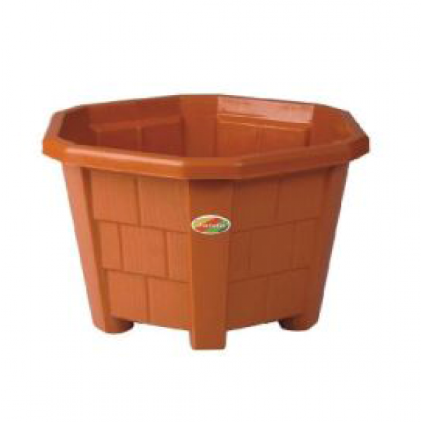 Hexa Planter  No. - 3 (Pack of Three)