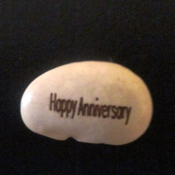 Happy anniversary Magic Beans(pack of two beans)
