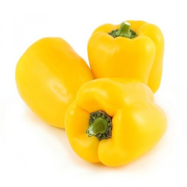 Omaxe Capsicum Yellow Imported (30 seeds)