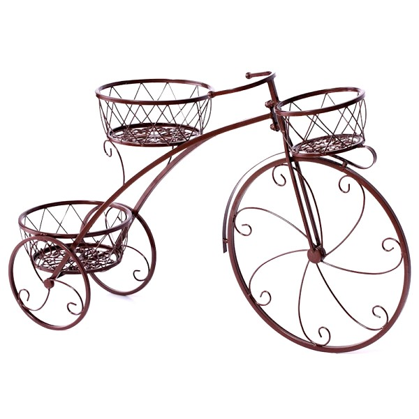 Indoor Outdoor Bicycle Pot Stand