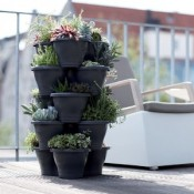 Tower Planters